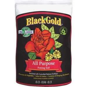 idaho hardware store black gold all purpose potting soil